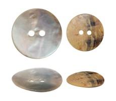 Пуговица из натуральных материалов