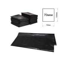 Пакет мусорный 700х1000мм (70мкм)