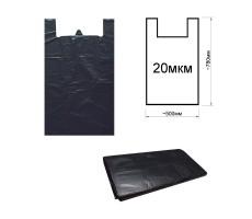 Пакет-майка 500+180х780мм (20мкм)