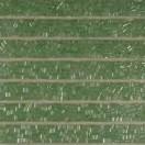 Клеевой бисер на листах, цвет бирюза