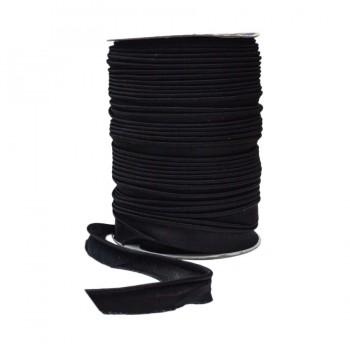 Кант атласный, цвет 039-черный