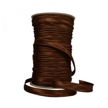 Кант атласный, цвет 125-коричневый