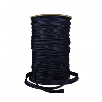 Кант атласный, цвет 164-темно-синий