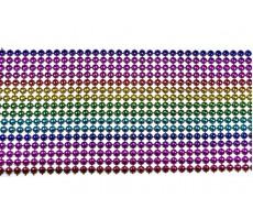Тесьма декоративная пластиковая