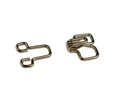 Крючок швейный металлический