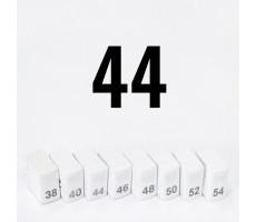 Размерник для одежды (этикетка)
