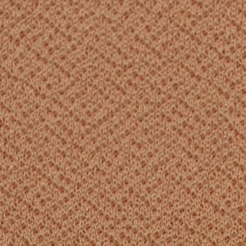 Ткань трикотаж Крепс Зима, состав: 90% полиэстер, 10% спандекс, цвет бледно-розовый