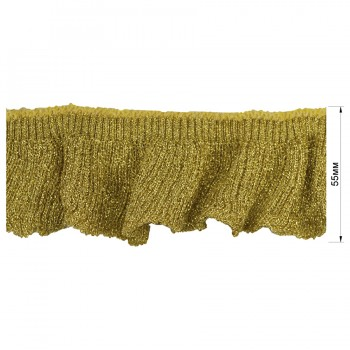 Довяз (манжета), цвет золото
