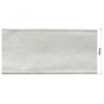 Довяз (манжета), цвет  белый