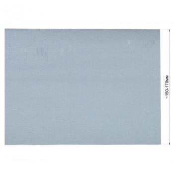 Довяз (манжета), цвет cеро-голубой (Т995)