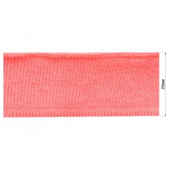 Довяз (манжета), цвет неоново-коралловый
