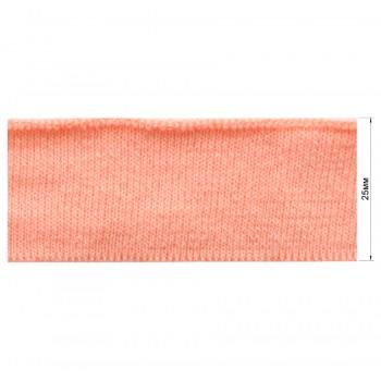 Довяз (манжета), цвет неоново-персиковый