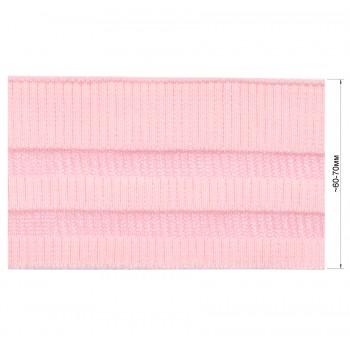 Довяз (манжета), цвет розовый
