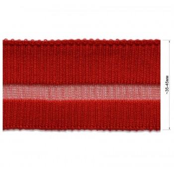Довяз (манжета), цвет красный