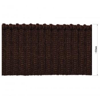 Довяз (манжета), цвет коричневый