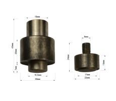 Матрица на люверс 10061ЛЮ (17х28 мм)