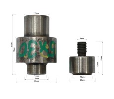 Матрица на люверс 10361ЛЮ (15х30 мм)