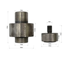 Матрица на люверс 10661ЛЮ (20х30 мм)