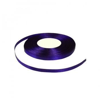 Лента атласная 0.5см, цвет 040-электрик