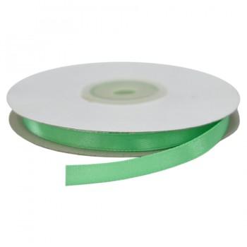 Лента атласная 0.6см, цвет 240-мятно-зеленый