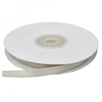 Лента атласная 0.6см, цвет 310-светло-серый