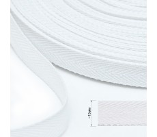 Лента киперная (плечевая) 100% х/б 1