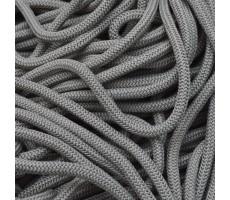 Шнур круглый полиэфирный 4.5мм цвет 064 светло-серый