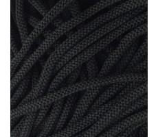 Шнур круглый полиэфирный 4.5мм цвет 325 черный