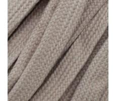Шнур плоский  хлопок+полиэстер 10мм цвет 4 пудра