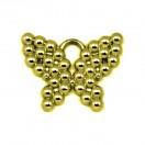 Пуллер, тип 3, бабочка, цвет золото