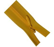Молния потайная 20см цвет 111 желтый