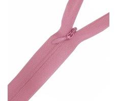 Молния потайная 20см цвет 140 розовый