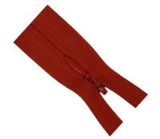 Молния потайная 35см цвет 148 красный