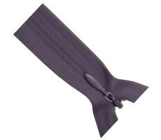 Молния потайная 35см цвет 192 светло-фиолетовый