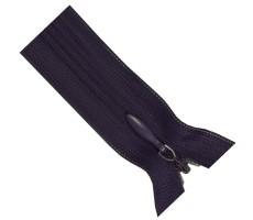 Молния потайная 35см цвет 194 фиолетовый