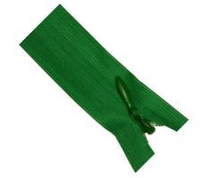 Молния потайная 35см цвет 243 ярко-зеленый