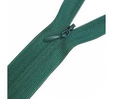Молния потайная 35см цвет 270 зеленый
