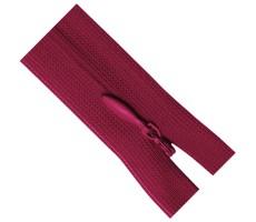 Молния потайная 35см цвет 354Д ярко-розовый