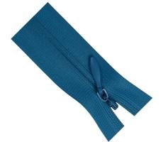 Молния потайная 50см цвет 549У синий