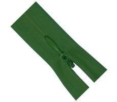 Молния потайная 55см цвет 880Д зеленый