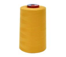 Нитки швейные MH 100% п/э цвет 1139 лимонный