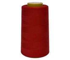 Нитки швейные Arta 100% п/э цвет 114 красный