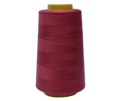 Нитки швейные Arta 100% п/э цвет 120 бледно-красный