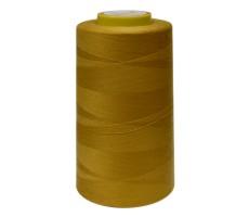 Нитки швейные Arta 100% п/э цвет 137 горчица