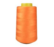 Нитки швейные Arta 100% п/э цвет 146 оранжевый