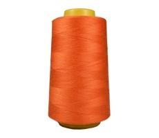 Нитки швейные Arta 100% п/э цвет 148 темно-оранжевый