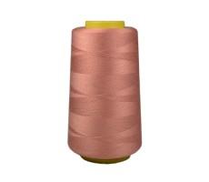 Нитки швейные Arta 100% п/э цвет 153 грязно-розовый