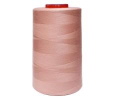 Нитки швейные MH 100% п/э цвет 1577 бледно-розовый