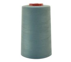 Нитки швейные MH 100% п/э цвет 1593 темно-сине-зеленый