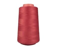 Нитки швейные Arta 100% п/э цвет 162 красно-розовый